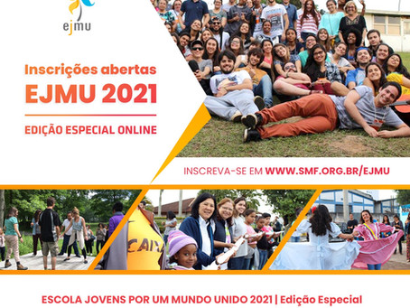 Unisciti alla scuola EJMU 2021 Online