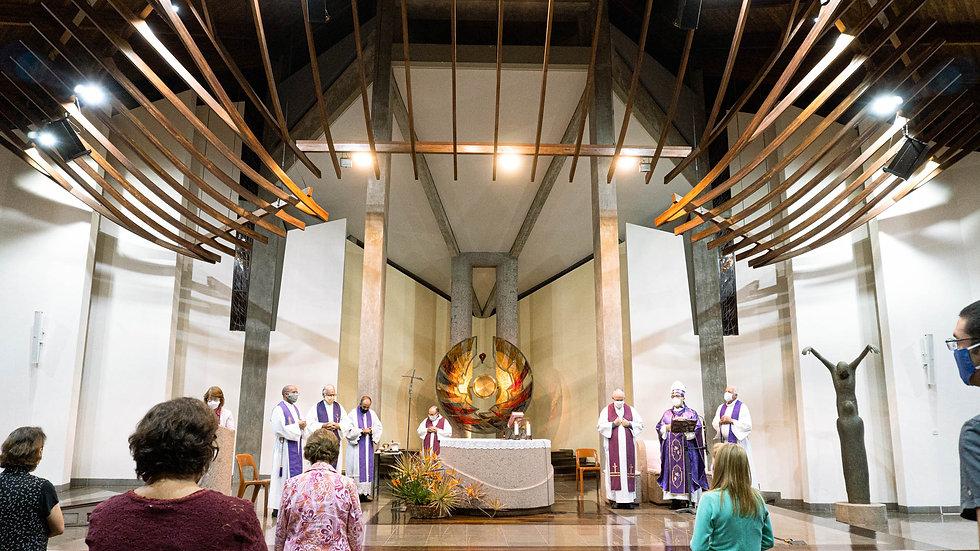 Igreja de Jesus Eucaristia - Mariápolis