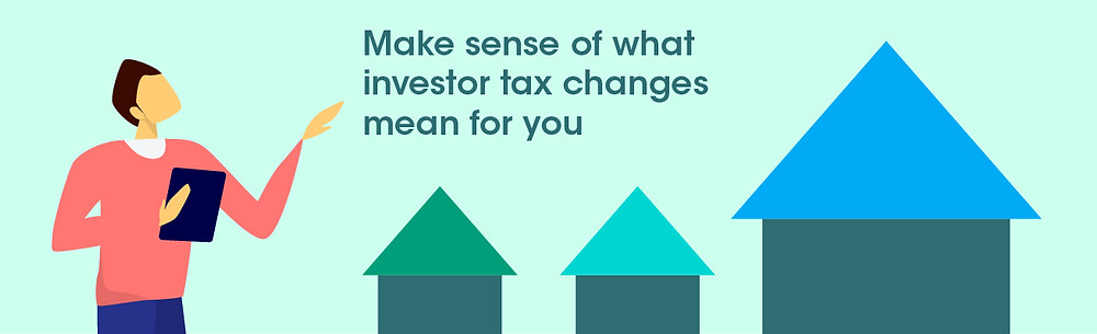 House Investor tax changes