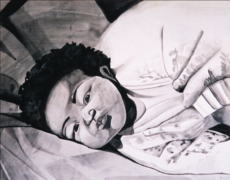 Bébé de Claudia
