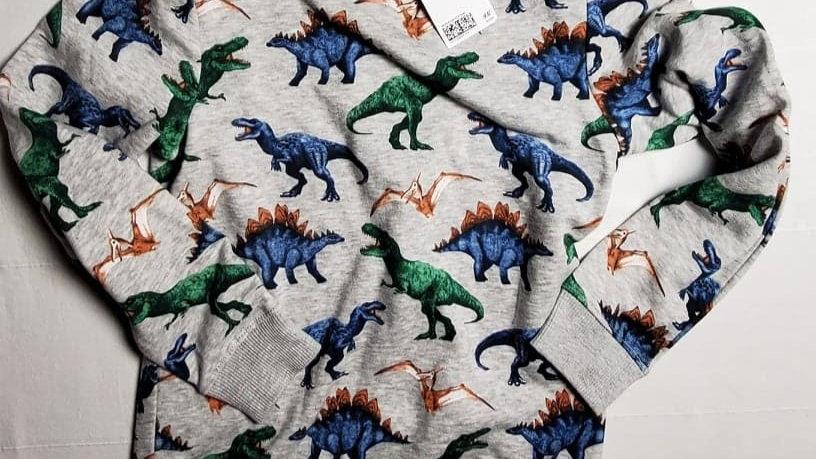 NUEVA sudadera Dinosaurios 8-10
