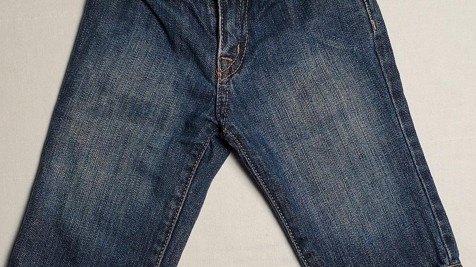 pantaloncito azul jeans