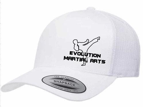 EMA Snapback Trucker hat