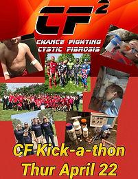 Kick-A-Thon for Cystic Fibrosis