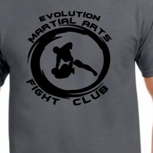 "Teen/Adult ""Fight Club"" shirt"