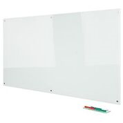 LUMIERE GLASS MAGNETIC WHITEBOARD