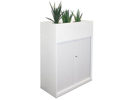 Tambour Planter Box