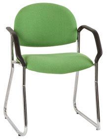 Vera Sled Base Chair