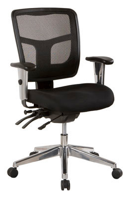 Oyster Low Back Executive Chair