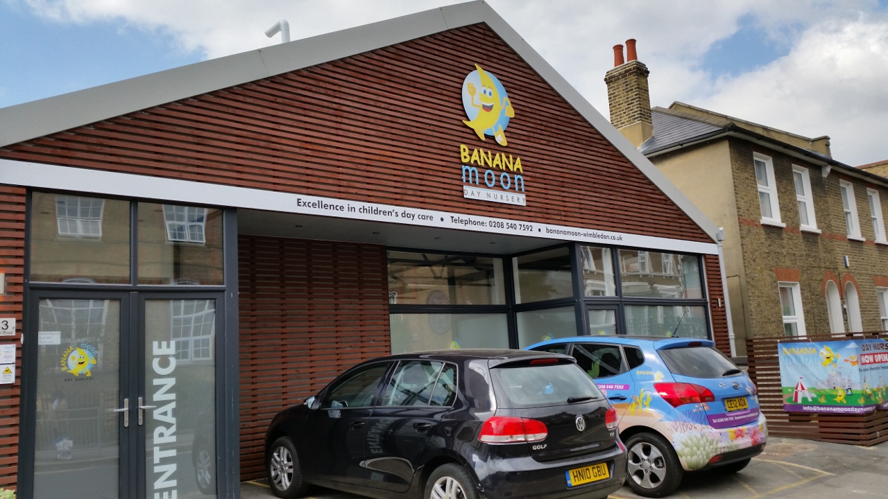 Banana Moon Wimbledon Branch