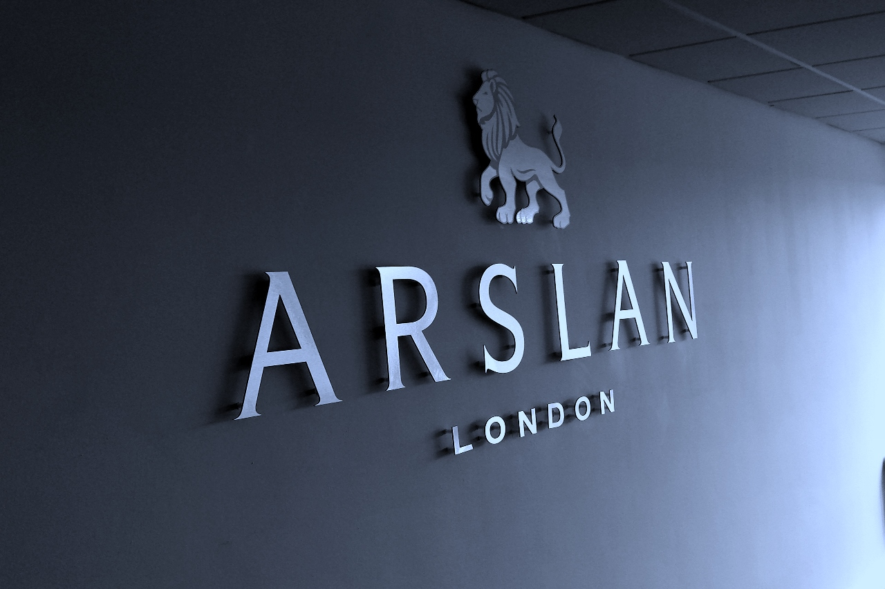 Arslan London Branch