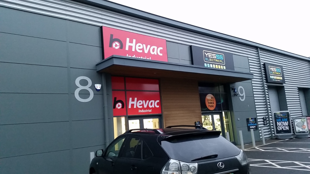 Hevac London