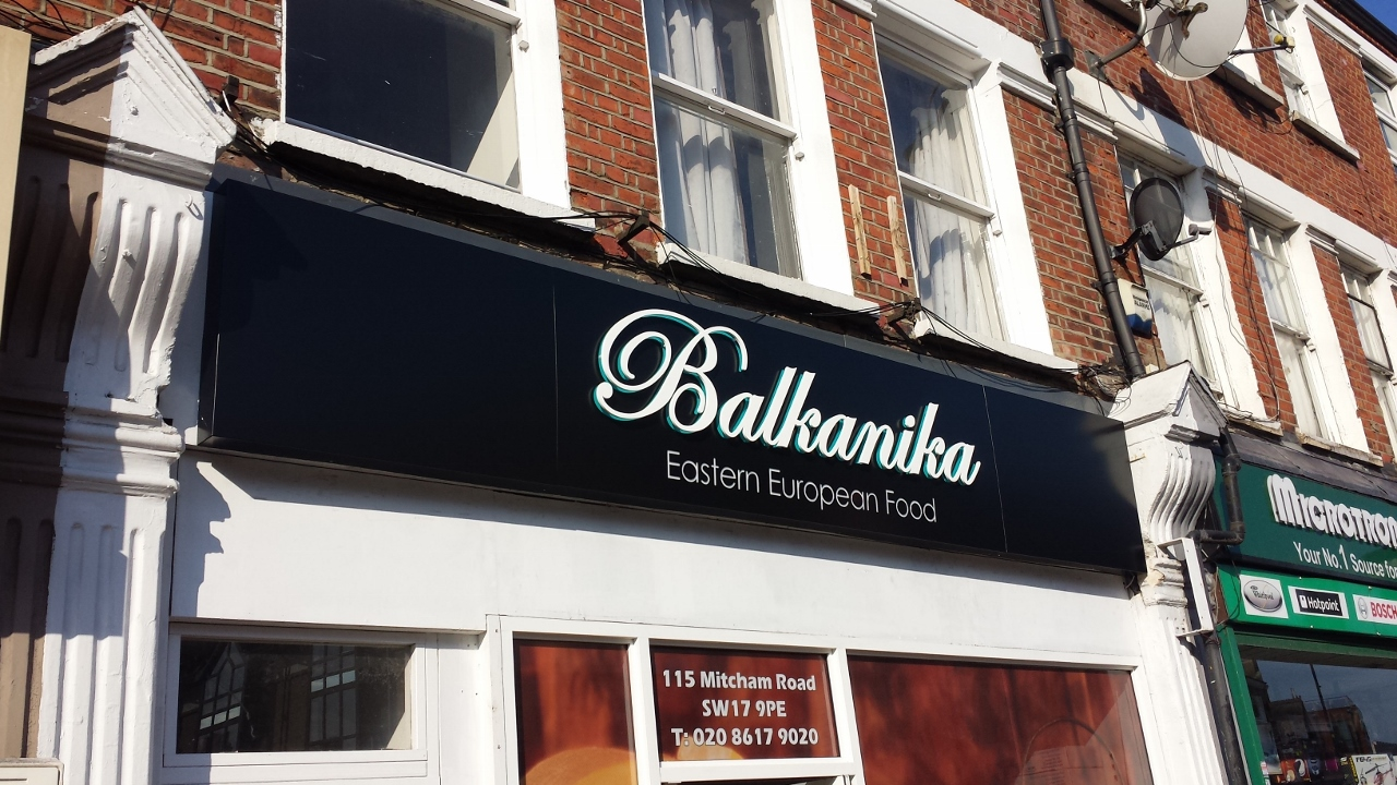 Balkanika