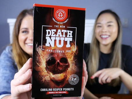 Attempting the Death Nut Challenge 2.0