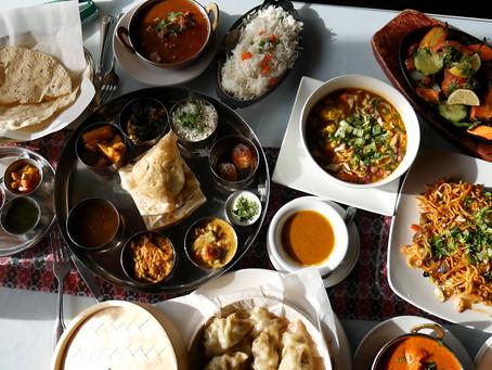 Indian, Tibetan & Nepalese Food in Flagstaff