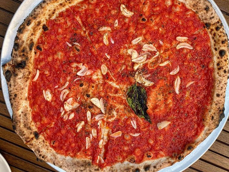 Neapolitan Pizza in Los Angeles