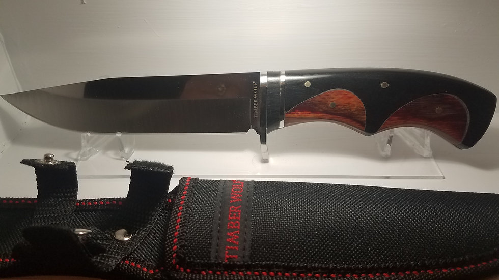 Timber Wolf Fixed Blade