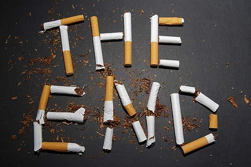 Stoppen met roken/Rauchen STOP