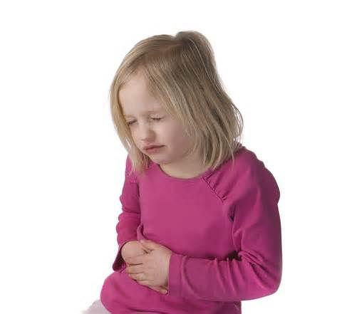Buikpijn/Bauchbeschwerden
