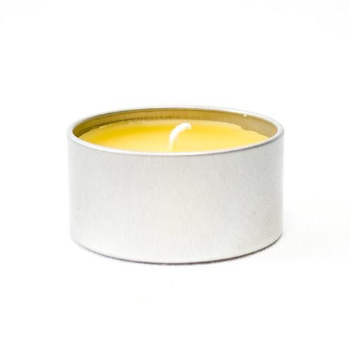 """Tin Candle - 2.375 x 1.25"""""""