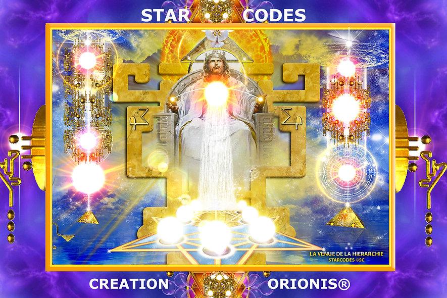 Starcode : La venue de la Hiérachie