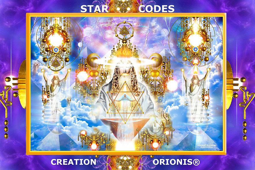 Starcode : Adonaï Elohenu