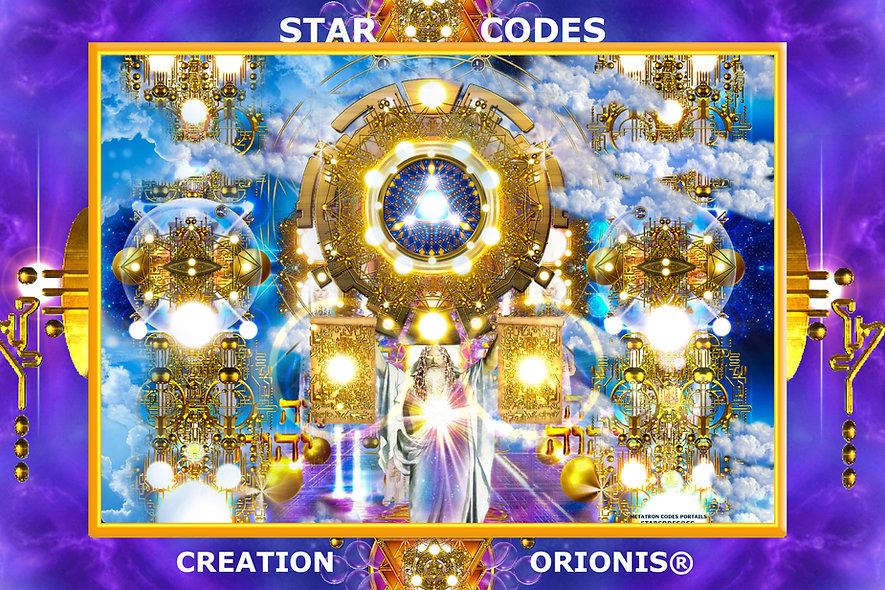 Starcode : Metatron Codes Tablettes