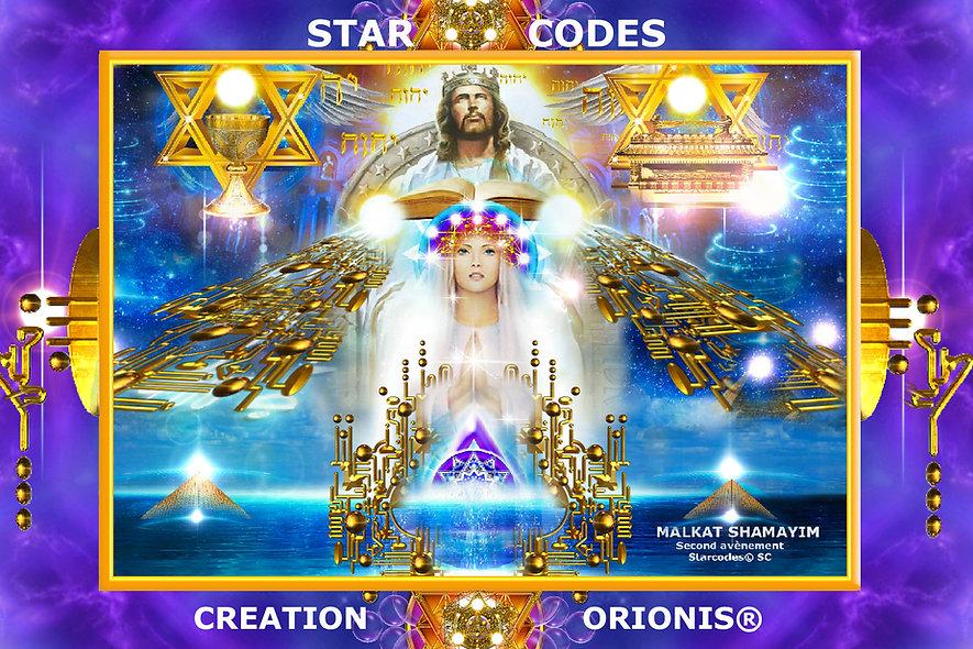 Starcode : Malkat Shamayim