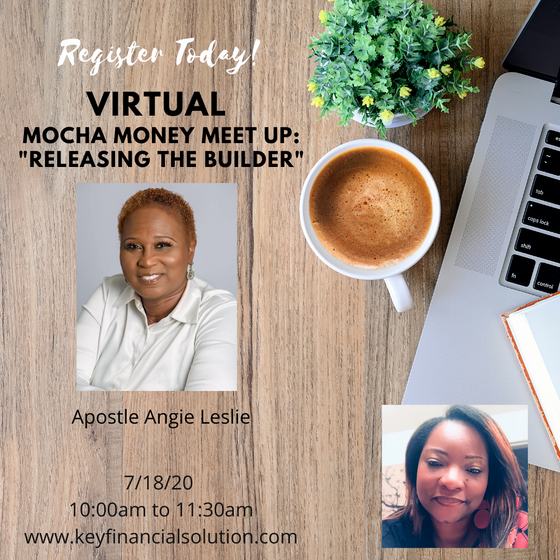 Edited July Mocha Money Meet Up: Releasing the Builder