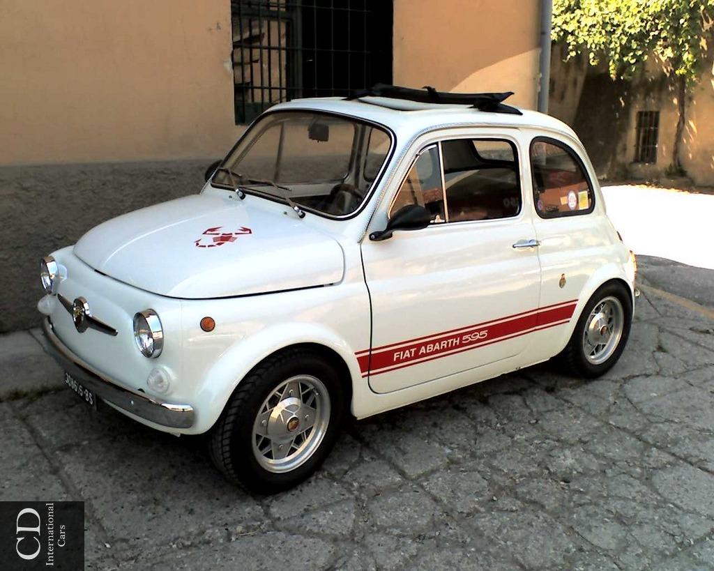 Fiat 500 Abarth Replica 1970 Cdinternationalcars Via E Salgari 43