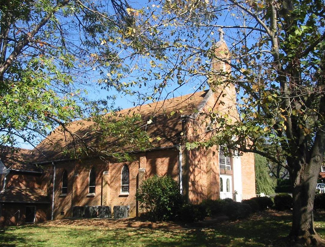 CROPPED_CHURCH SPRING FACADE