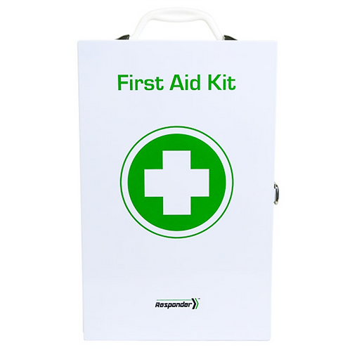Responder 4 Series - Workplace First Aid Kit (Metal Cabinet)