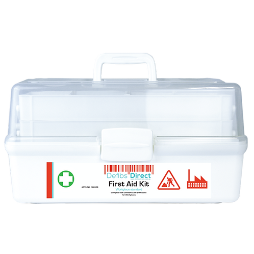 Responder 4 Series - Workplace First Aid Kit (Tackle Box)