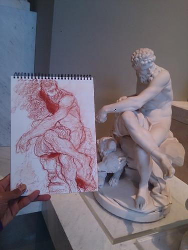 Acrylique & Pastel