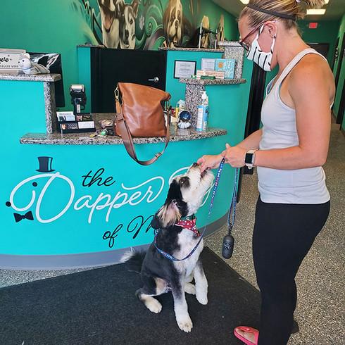 Happy Dapper Customers