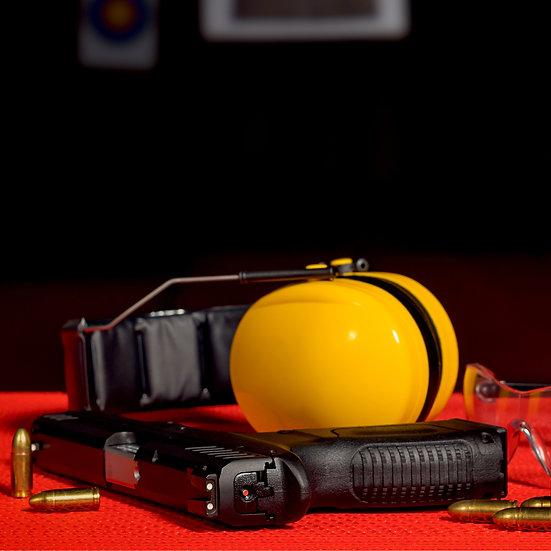 Basic Pistol Safety/Marksman Course