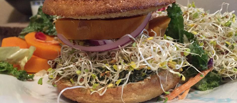 Recipe: Yam Sandwich
