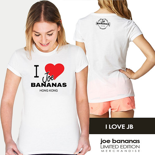 I LOVE JOE BANANAS
