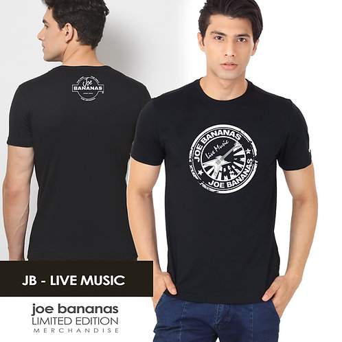 JB - LIVE MUSIC