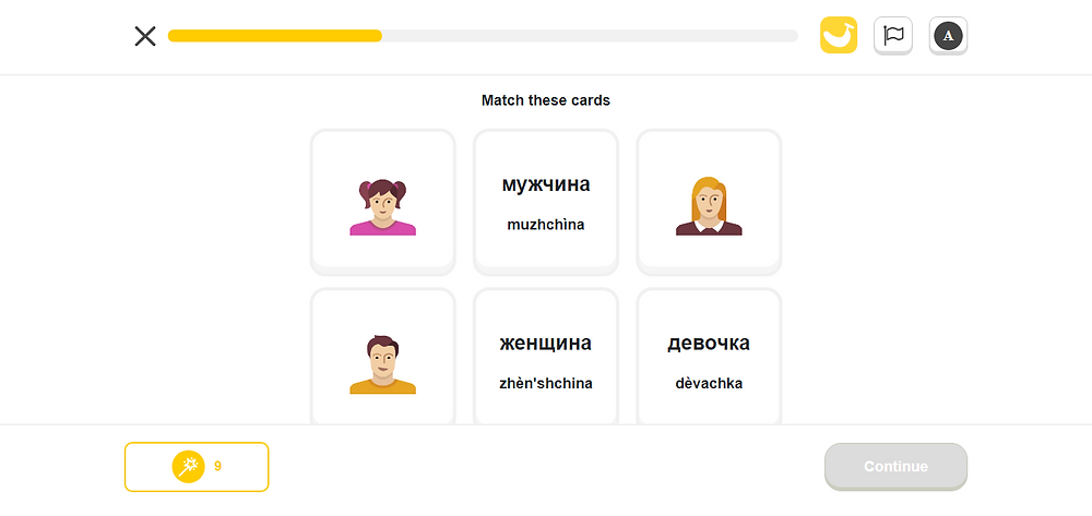 learn languages with the best language application