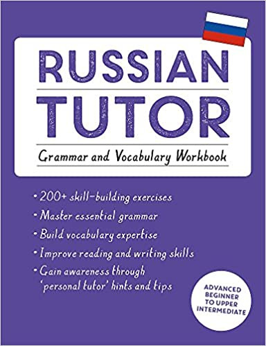 Russian book for self-learners | How to learn Russian