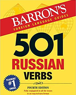 Learn Russian verbs and their conjugations