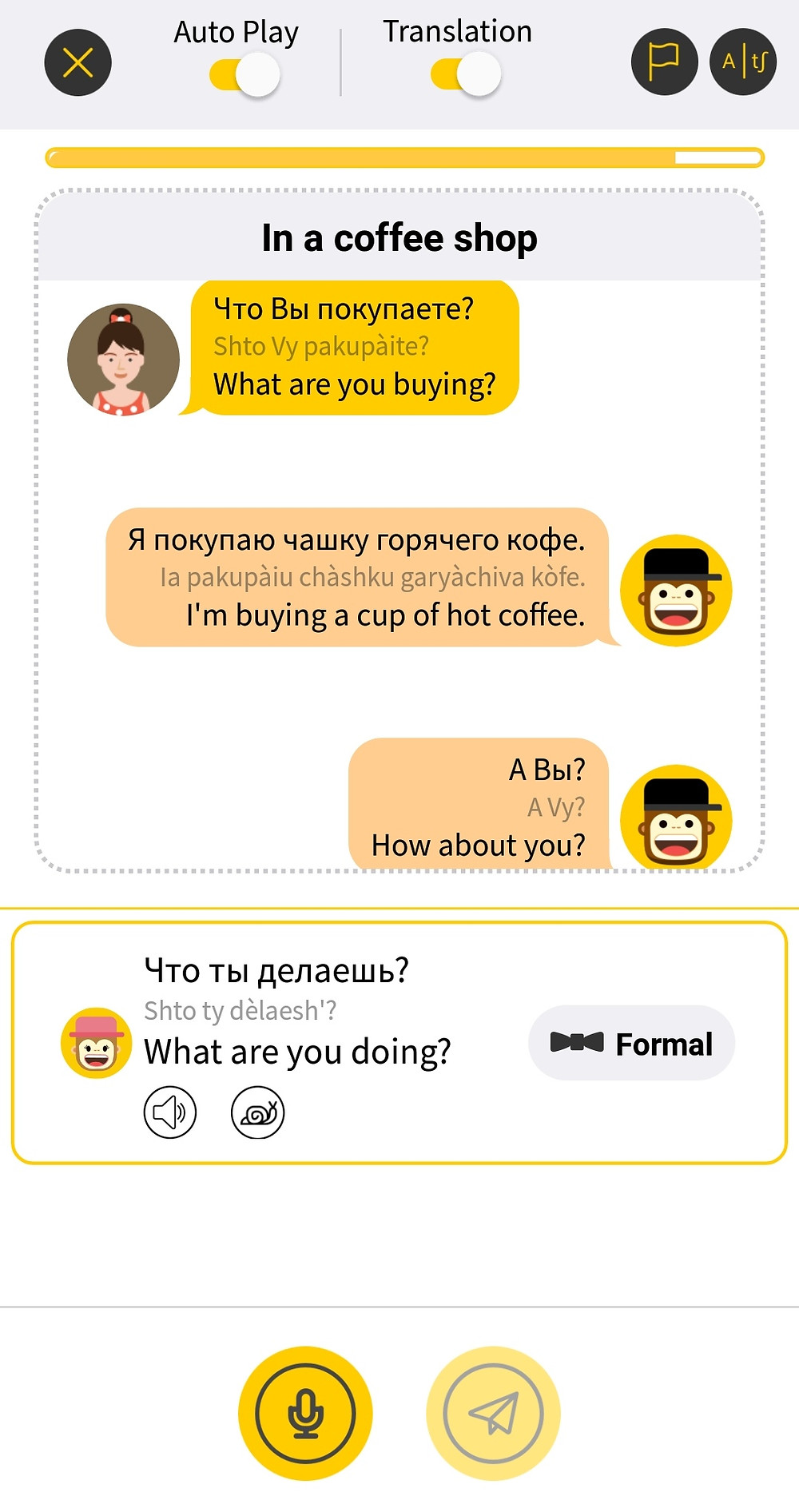 Better alternative to duolingo app