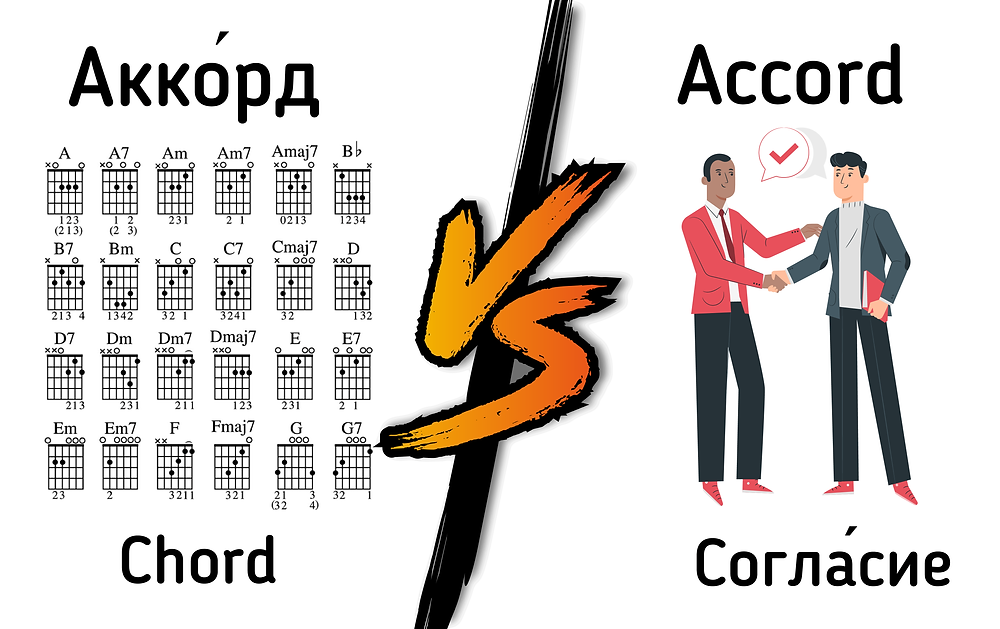 Russian-English false friends