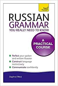 Russian grammar book | Learn Russian