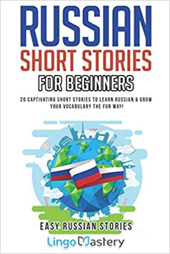 Russian books for beginners | Read Russian stories
