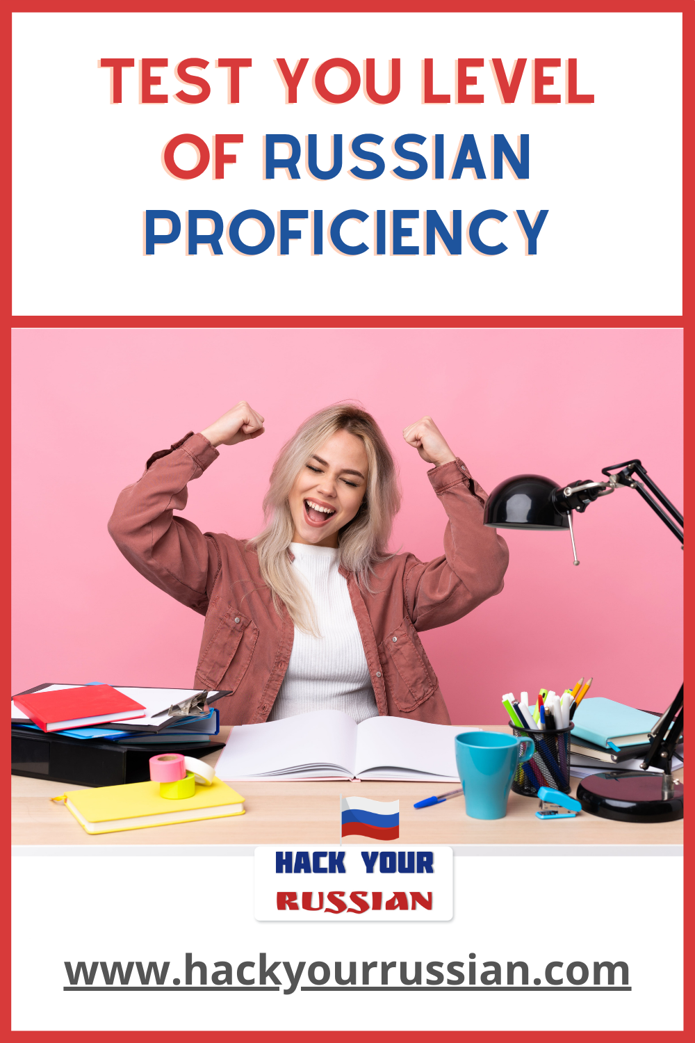Test your Russian language level - Russian proficiency