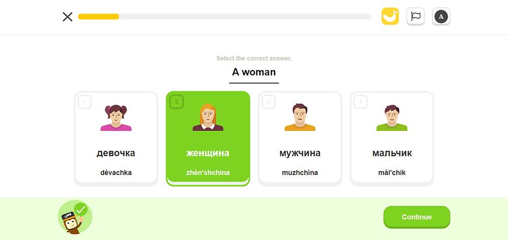 Language app better than duolingo
