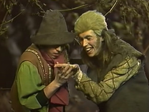 Russian Soviet Lord of the Rings with English and Russian subtitles