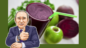 Secret cocktail of Putin   Recipe in Russian and English